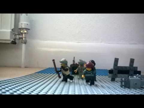 LEGO Dunkirk evacuation