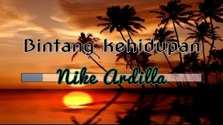 [Midi Karaoke] ♬ Nike Ardilla - Bintang kehidupan ♬ +Lirik Lagu [High Quality Sound]