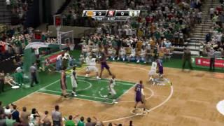 NBA 2K9 PC HD 4850 - AMD X2 6000+  Game Play 720p Quality - MAX Settings