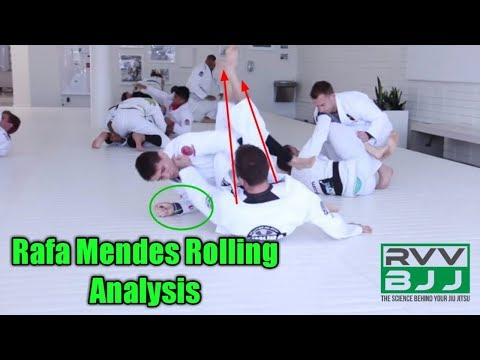 Rafa Mendes Rolling Breakdown