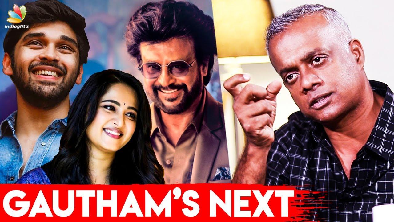 Breaking: GVM's Next Massive Movie For Diwali 2020   Rajini, Dhruv Vikram, Anushka Shetty   ENPT