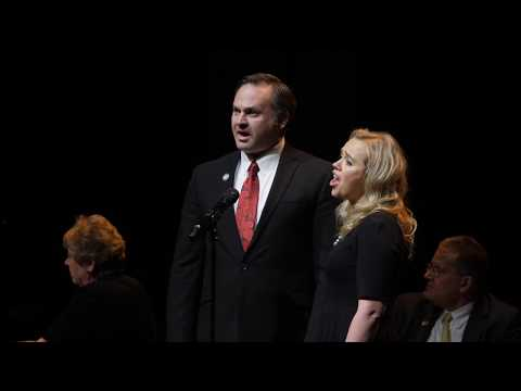 There Is a Savior - vocal duet