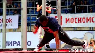 Street Workout World Cup Super Final 2013 Moscow HD
