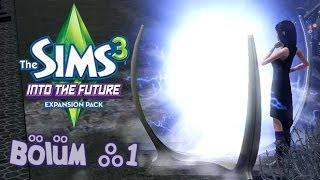 The Sims 3 - Into The Future - Bölüm 1 - Geleceğe Giriş
