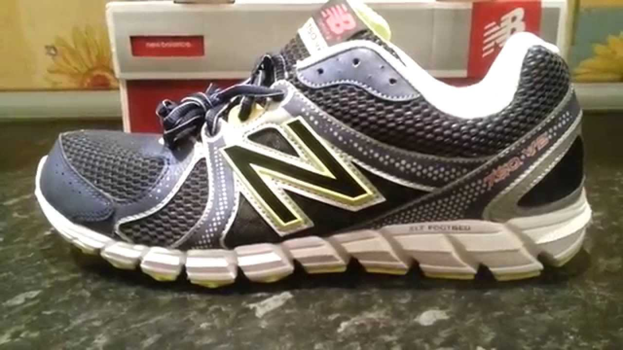 cf671f794026 New Balance M750v2 BY2 Blue Yellow Unboxing Detailed Video Review - YouTube