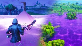 Fortnite CUBE EVENT Gameplay.. (RIP Loot Lake)