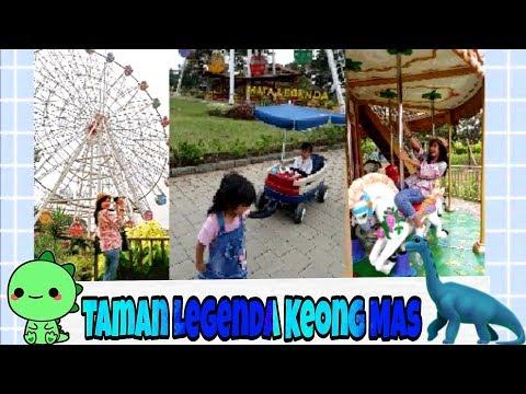 🎡The Best Theme Park in East Jakarta 🎠 Dinosaurs adventure