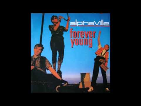 "Alphaville - Forever Young (7"" Special Dance Mix)"