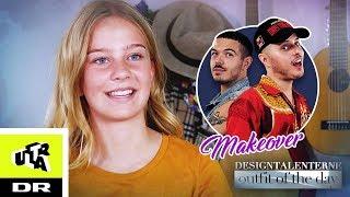 MGP-Mille bliver forvandlet til Astrid Olsen | Makeover | Ultra