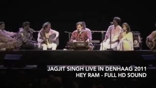 Jagjit Singh Live In Denhaag 2011 - Hey Ram