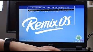 Jide Remix OS, une nouvelle alternative système pour vos PC