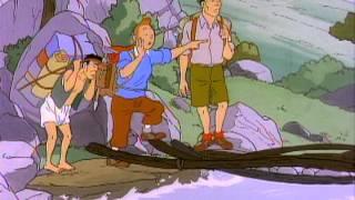 The Adventures of Tintin - Tintin In Tibet: Part 1