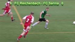 5. Liga FC Reichenbach -  FC Sarina vom 04.06.2016
