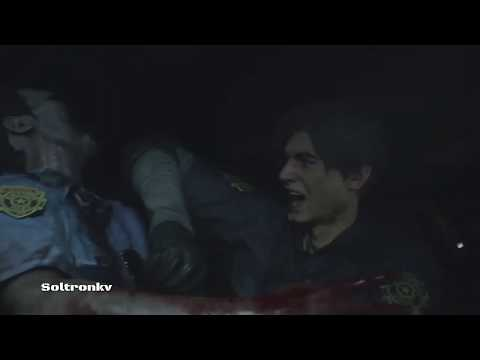 Resident Evil 2 Remake : Escape East Office ( Leon A )