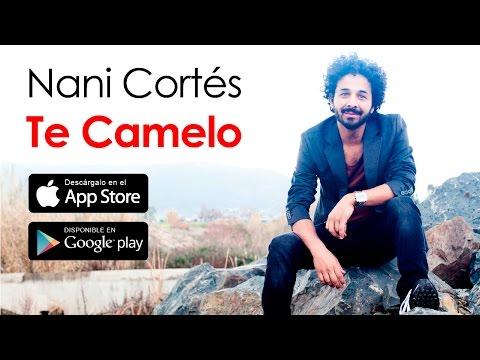 NANI CORTÉS: TE CAMELO (LETRA) (Lyric Video) | Flamenco Pop - ft. LIN CORTÉS