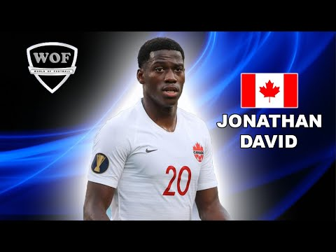This Is Why Everyone Want To Sign Jonathan David 2020   Brilliant Goals, Skills, Assists (HD)