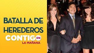 ¿LO DONARÁ TODO?: Esta es la MILLONARIA HERENCIA que dejó Diego Maradona - Contigo En La Mañana