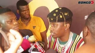 RAYVANNY: Mimi ndio nilimleta Mbosso WCB/ Nina kolabo na Phyno Nigeria/Jibebe ni kama chombo tu