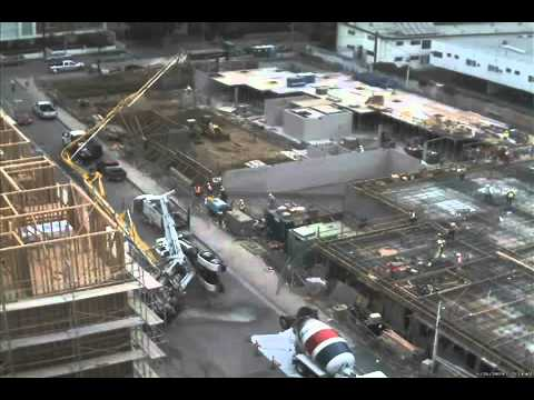 Concrete Pumping Accident