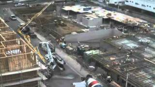 Concrete Pumping Accident