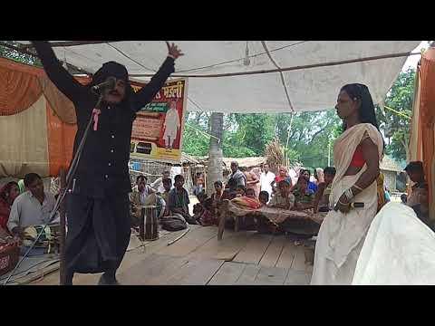 Sati bihula nach program Maithili Bhag 5 Gawah