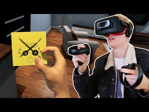 DEMENTIA SIMULATOR IN VIRTUAL REALITY | Dementia VR Experience (Oculus Rift Gameplay)