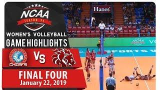 NCAA 94 WV Final Four: AU vs. SBU   Game Highlights   January 22, 2019