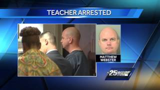Teacher accused of sending nude pictures to teenage girl