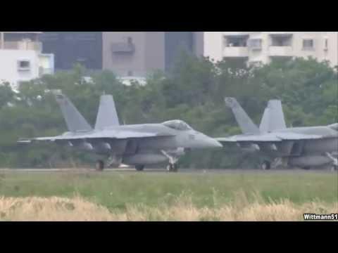F/A-18s - 厚木基地施設スプリングフェスティバルNAF Atsugi Spring Festival