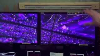 "ASUS VG248QE 24"" 1080p 144 Hz Gaming Monitor"