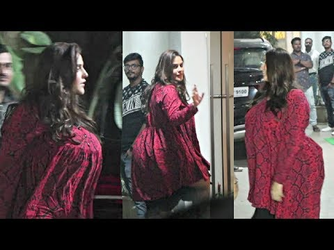 Neha Dhupia SH0CKING Weight Gain After Delivery