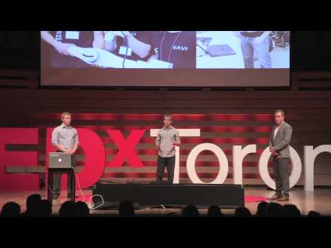 The Future of Gesture Control -- Introducing Myo: Thalmic Labs at TEDxToronto