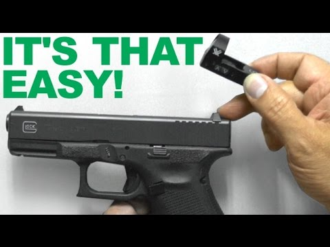 Top Glock Mods To Consider For Glock Owners | Gun Carrier