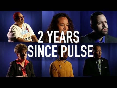 Two years since Pulse