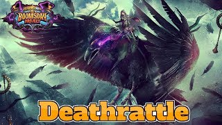 Deathrattle Rogue The Boomsday Project | Hearthstone Guide How To Play
