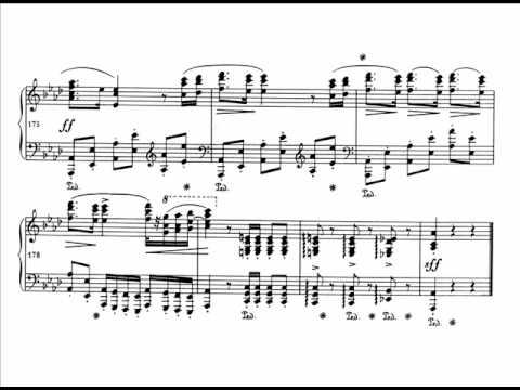 Chopin - Polonaise, Op. 53 (Kissin)