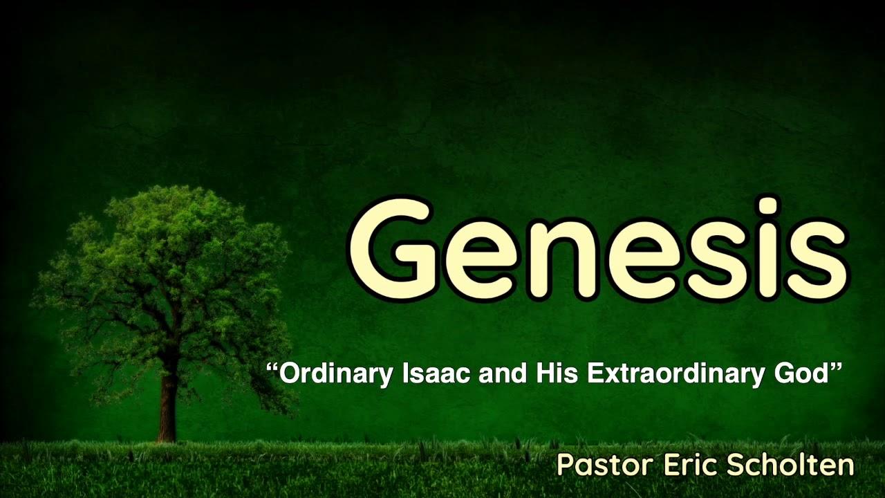 Genesis 5/31/2020