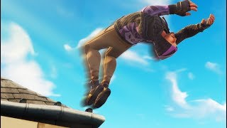 The Fortnite Parkour Experience