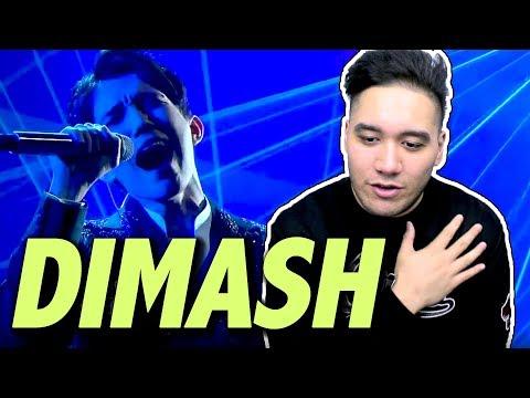 Dimash Kudaibergen - Hello | Димаш Кудайбергенов | The Singer 2018 REACTION!!!