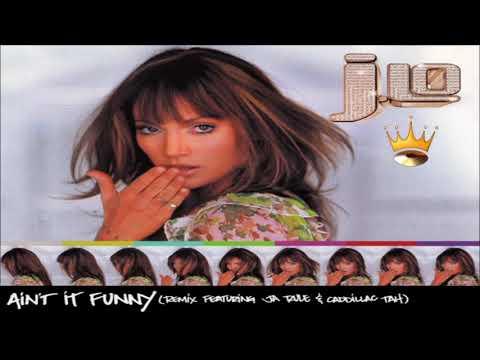 Jennifer Lopez - Ain't It Funny (Murder Remix Featuring Ja Rule & Caddillac Tah)