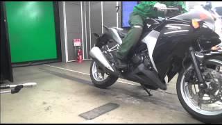 Honda CBR250 R-3A(Компания Банзай-Авто оказывает полный спектр услуг по покупке и доставке в Россию автомобилей, мотоциклов,..., 2016-03-17T10:14:05.000Z)