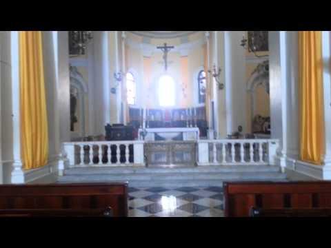 Cathedral of Juan Bautista;Old San Juan, Puerto Rico