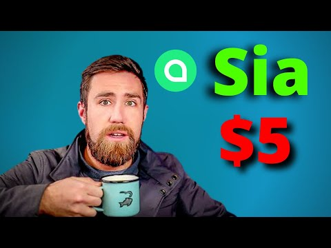 Siacoin SC PRICE PREDICTION, Why It Will Reach $5 - SHOULD I BUY Siacoin SC?