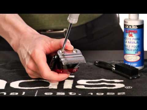 Andis Hair Clipper Basic Maintenance Tips
