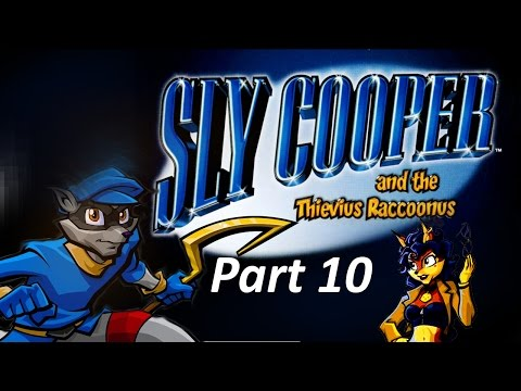 Tired Recording | Sly Cooper and The Thievius Raccoonus Part 10
