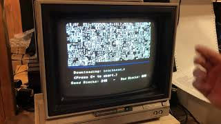 File Transfer PC to Commodore with WiFi modem