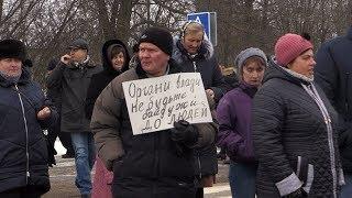 Мітингарі з Черняхова готові перекрити трасу Київ-Чоп, бо обурені роботою Держгеокадастру