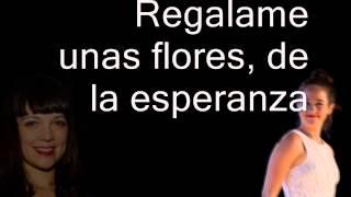 Natalia Lafourcade y Ximena Sariñana-Amor, Amor de mis Amores LETRA