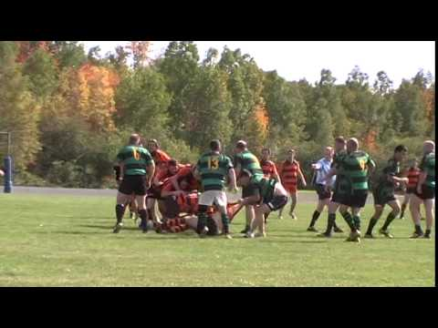 Rugby Nova Scotia Div 2 Final: Pictou County vs Truro Saints (Part 1)