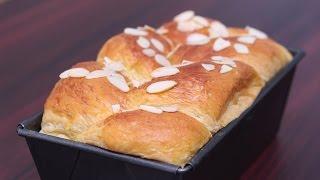 Cách làm Bánh mì hoa cúc - Harry Brioche Bread